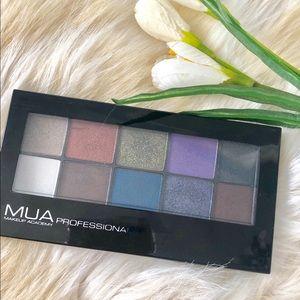 MUA Eyeshadow Palette (Makeup Academy)